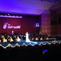 Photo taken at หอประชุมจัตุรัสเทศบาลนครหาดใหญ่ by Whann E. on 9/1/2017