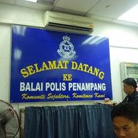 Photo taken at Balai Polis Penampang by Mohd Nabil M. on 1/14/2013