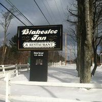 Photo taken at Blakeslee Inn by Blakeslee I. on 1/14/2013