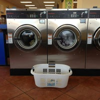 Photo taken at SpinZone Laundry North by Michelle H. on 3/5/2013