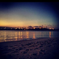 Photo taken at Yarra Bay by Oğuzhan T. on 10/31/2014