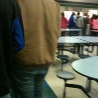 Photo taken at North Laurel High School by Lynn on 1/15/2013