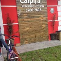 Photo taken at Tempero Caipira by GatoSecoeCopas .. on 12/7/2013