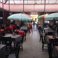 Photo taken at Mercado Municipal do Café by GatoSecoeCopas .. on 12/7/2016
