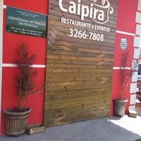 Photo taken at Tempero Caipira by GatoSecoeCopas .. on 4/8/2014