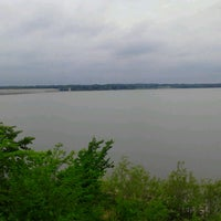 Photo taken at Saylorville Visitor Center by Andrea W. on 6/4/2013