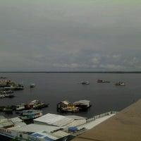 Photo taken at Churrascaria Rio Negro II by Arlisson M. on 8/11/2013