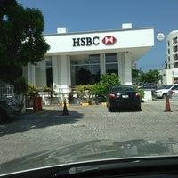 Photo taken at HSBC by Kar B. on 6/21/2013