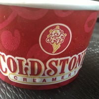Photo taken at Cold Stone Creamery by Katelin H. on 6/30/2013