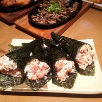 Photo taken at Koji Sushi by Daniela S. on 7/14/2013