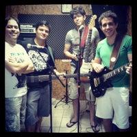 Photo taken at Estudio Barulho by Henrique S. on 5/6/2013