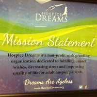 Photo taken at Hospice Dreams by Kristine T. on 1/28/2013