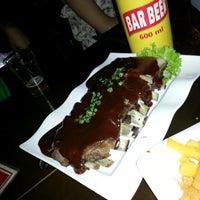 Photo taken at Bar do Xuxu by Felipe B. on 1/24/2013