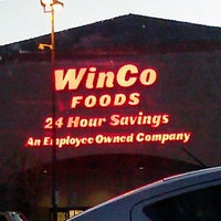 Photo taken at Winco Foods by Kodi W. on 1/11/2013