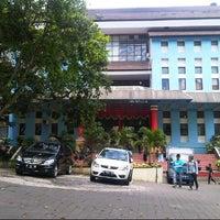 Photo taken at Balai Bahasa UPI by Darus P. on 5/17/2013