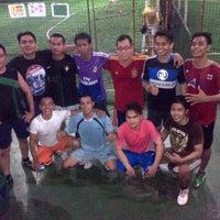 Photo taken at De Futsal by Annisa F. on 11/6/2013