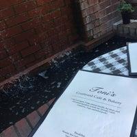 Photo taken at Toni's Courtyard Cafe by Jennafer C. on 10/26/2017