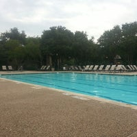 Photo taken at Pools At Imt by Rayed A. on 8/15/2013