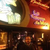 Photo taken at La Taberna de Moe by Mauricio M. on 11/10/2013
