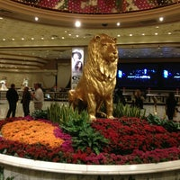 Photo taken at The Signature at MGM Grand by Catharine B. on 1/12/2013