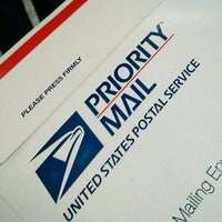 Photo taken at US Post Office by Isaac H. on 3/1/2013
