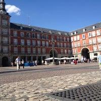 Foto tomada en Plaza Mayor por Enrique M. el 6/22/2013