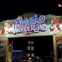 Photo taken at Winter Wonderland by Enrique M. on 12/26/2014