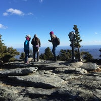 Photo taken at Grandfather Mountain by Ryan M. on 1/22/2015
