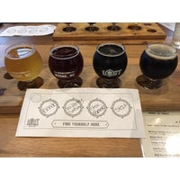 Photo taken at Lost Province Brewing Company by Ryan M. on 1/23/2015