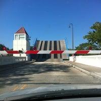 Photo taken at Camino Real Bridge by Ryan M. on 1/18/2013
