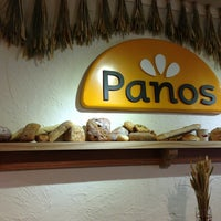 Photo taken at Panos Café by Wu S. on 1/23/2013