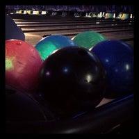 Photo taken at Waveland Bowl by John R. on 11/22/2012