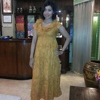 Photo taken at Batik Soga by PujiSaa A. on 1/26/2014