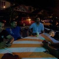 Photo taken at Salahudin Ayubi Seafood by Azizul N. on 2/21/2014