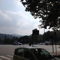 Photo taken at Corso Bramante by Elisa on 9/20/2013