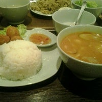 Photo taken at ThaiExpress by Thuzar H. on 1/22/2013