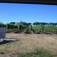 Photo taken at Spruce Goose Vineyards by Michael A. on 7/27/2013