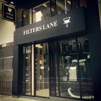 Photo taken at Filters Lane by RickyPhantom C. on 2/5/2014