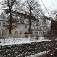 Photo taken at Bang & Olufsen by Matthias O. on 1/25/2013