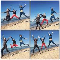 Снимок сделан в Пляж Коблево пользователем Alyonka F. 5/10/2014