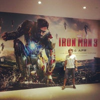 Photo taken at Filmgarde Cineplex by Andrey P. on 4/28/2013