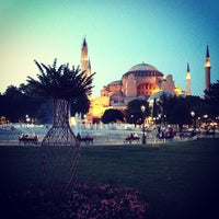 Photo taken at Hagia Sophia by Alkan A. on 6/23/2013
