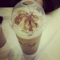 Photo taken at McCafe by Максим П. on 1/14/2013