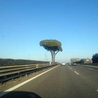 Photo taken at A4 - Venezia - Milano by Kristina I. on 2/16/2013