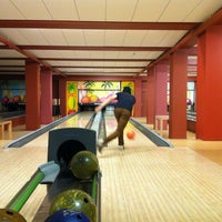 """Photo taken at Bowling """"ONE"""" by Lelde M. on 5/29/2013"""