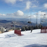 Photo taken at Stowe Mountain Resort by Joe T. on 2/3/2013