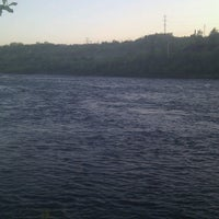 Photo taken at река Кола by Анна С. on 6/1/2013