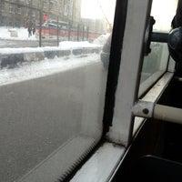 Photo taken at Троллейбус № 57 by Лиза С. on 1/24/2013