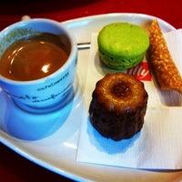 Photo taken at Baillardran Café by Sendoa G. on 3/30/2013