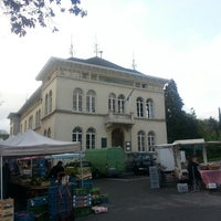 Photo taken at Marché de Boitsfort / Markt van Bosvoorde by Keep On T. on 5/12/2013